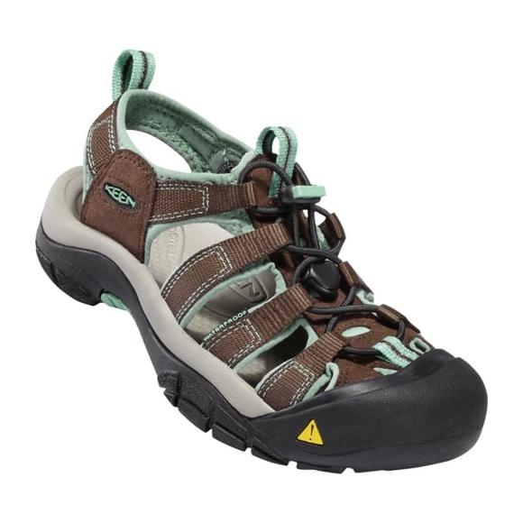Keen Newport H2 Comfort Creek Walkers Size 9